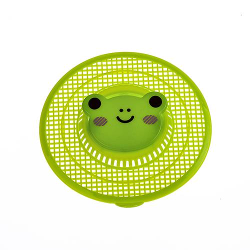 可裁剪厨卫排水口过滤隔渣网--绿色