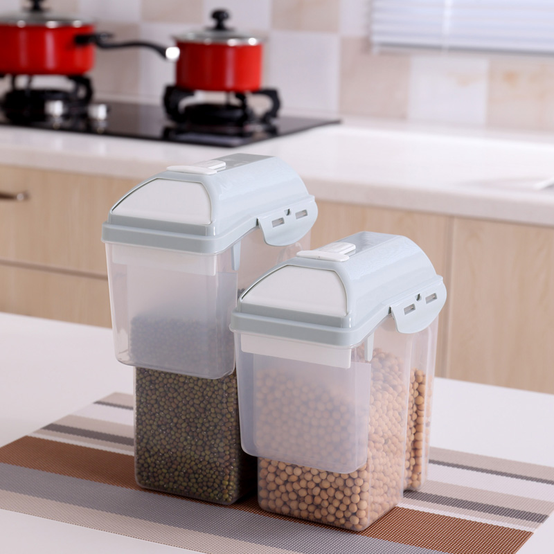Marvelous Rice Storage Container Singapore Part - 13: Food Storage Containers Sale - Shop Online For Food Storage Containers At  Ezbuy.sg