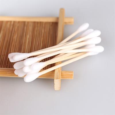 振兴彩袋装双头木棒棉签 100支装(AM001)