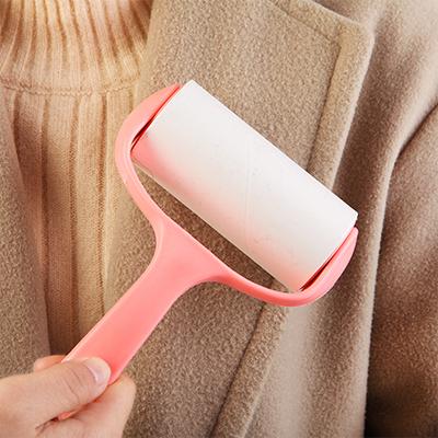 斜撕式粘毛除尘器 衣物粘毛器