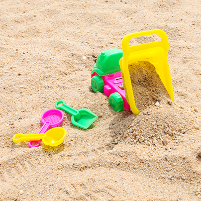 儿童沙滩玩沙迷你玩具车套装
