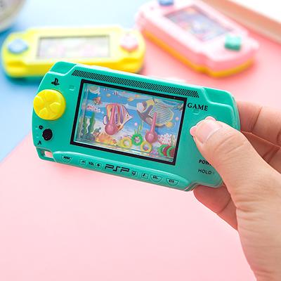 水中套圈游戲機 兒時經典玩具游戲機