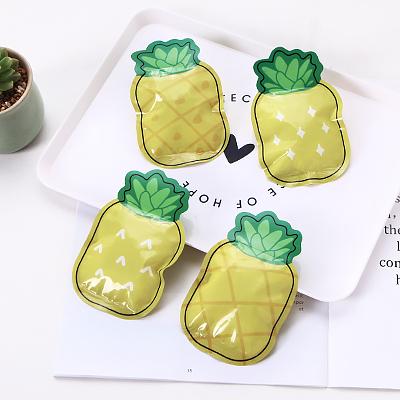 沃姆卡通迷你便携降温敲敲乐冰袋--菠萝(形状系列)
