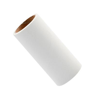 可伸缩便携带防尘盖滚筒斜撕式粘毛器 除尘器 替换装(单个)