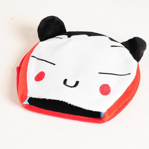 商品名称:可爱卡通usb暖手鼠标垫--中国娃