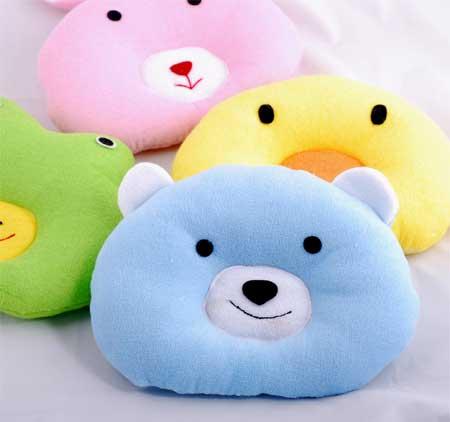 小熊婴幼儿定型枕/儿童枕头