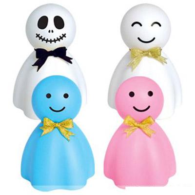 商品名称:超可爱晴天娃娃储钱罐(白色)